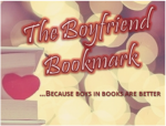 The Boyfriend Bookmark