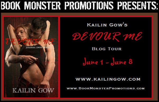 DEVOUR ME Tour banner