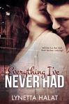 EVERYTHING I NEVER HAD COVER