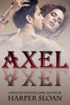 AXEL COVER