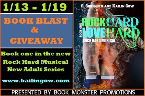 Rock Hard Love Hard Tour Button