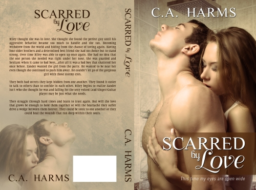 Scarred by Love Printable 256page 5.5x8.5 white