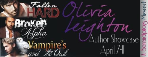 Olivia Leighton Showcase Banner