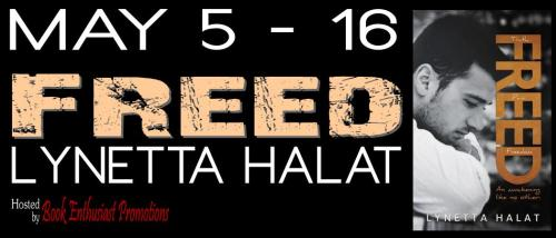 Freed Blog Tour Banner