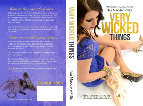 Very Wicked Things Cover