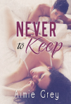 NEVER TO KEEP COVER