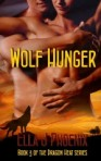 Cover art for Wolf Hunger