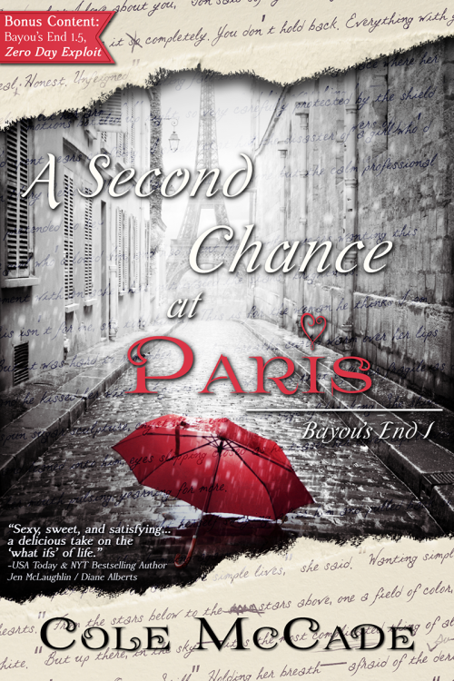 A-Second-Chance-at-Paris Cover