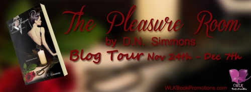 The Pleasure Room Banner