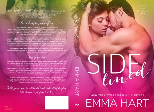 SIDELINED EMMA HART FULL JACKET
