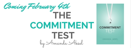 Commitment Test Banner