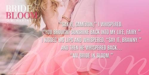 bride in bloom teaser use