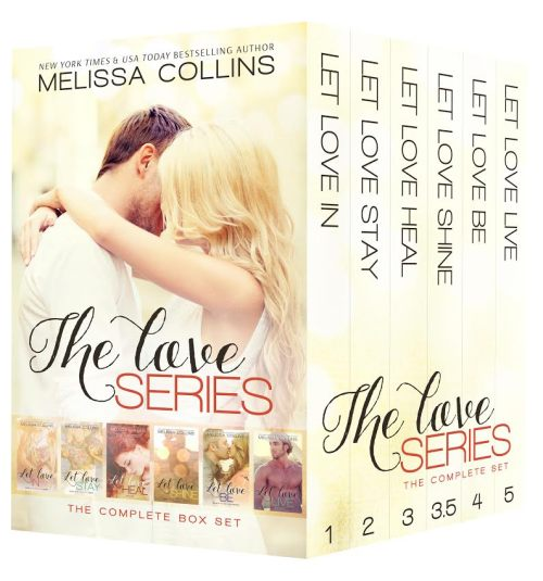 the love series full box
